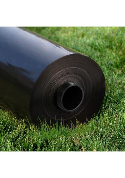 Плівка  для мульчування   (ширина 1.2 м, товщина 40 мкм, вага 23 кг , довжина 500 м)